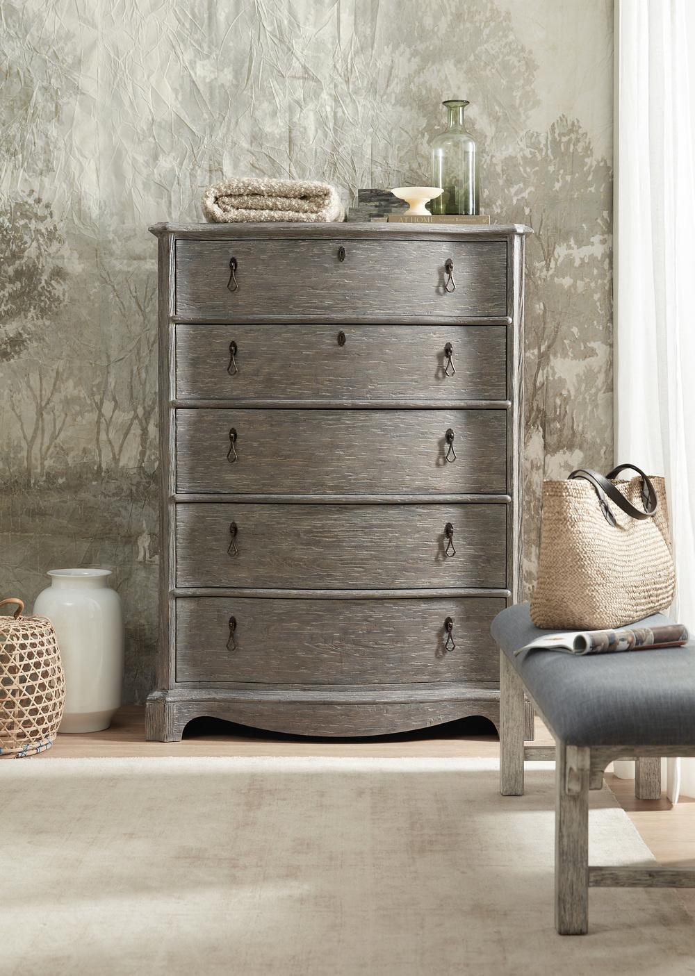 Hooker Furniture - Five Drawer Chest