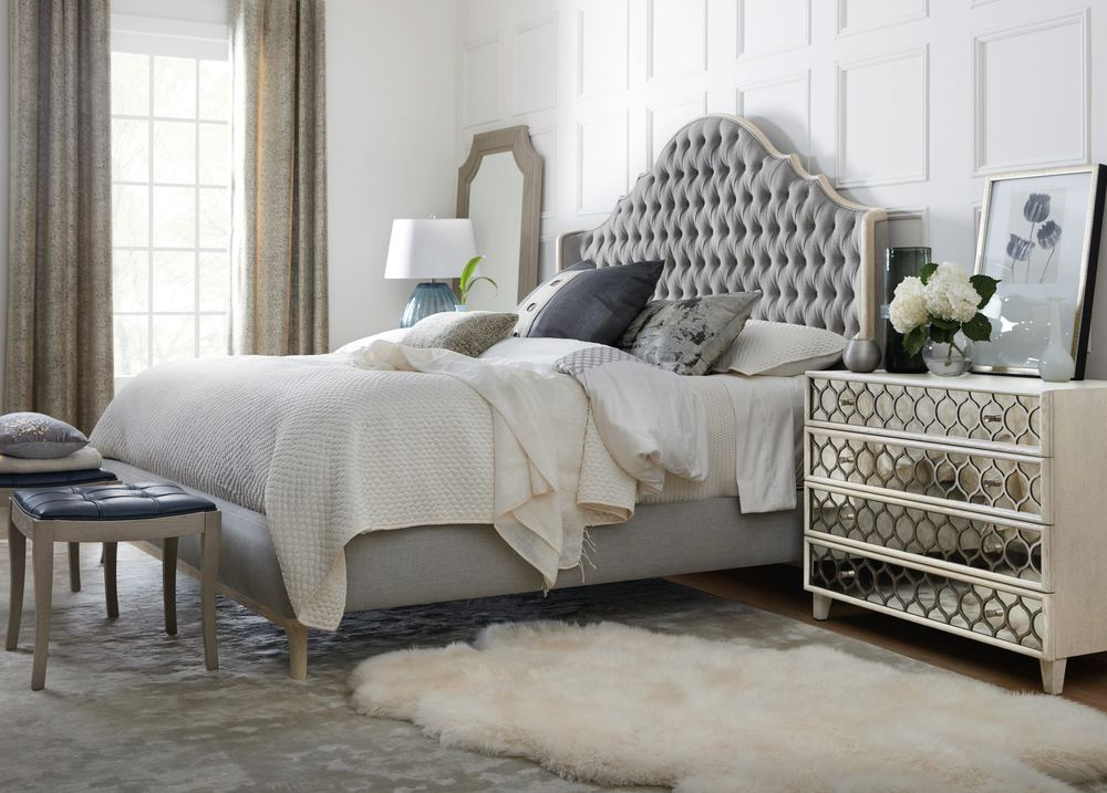 Hooker Furniture - Reverie Upholstered Bed