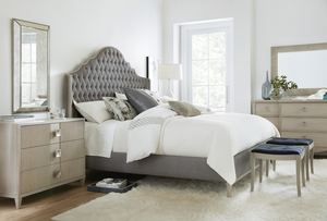 Thumbnail of Hooker Furniture - Reverie Upholstered Bed