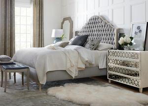Thumbnail of Hooker Furniture - Reverie Upholstered Bed