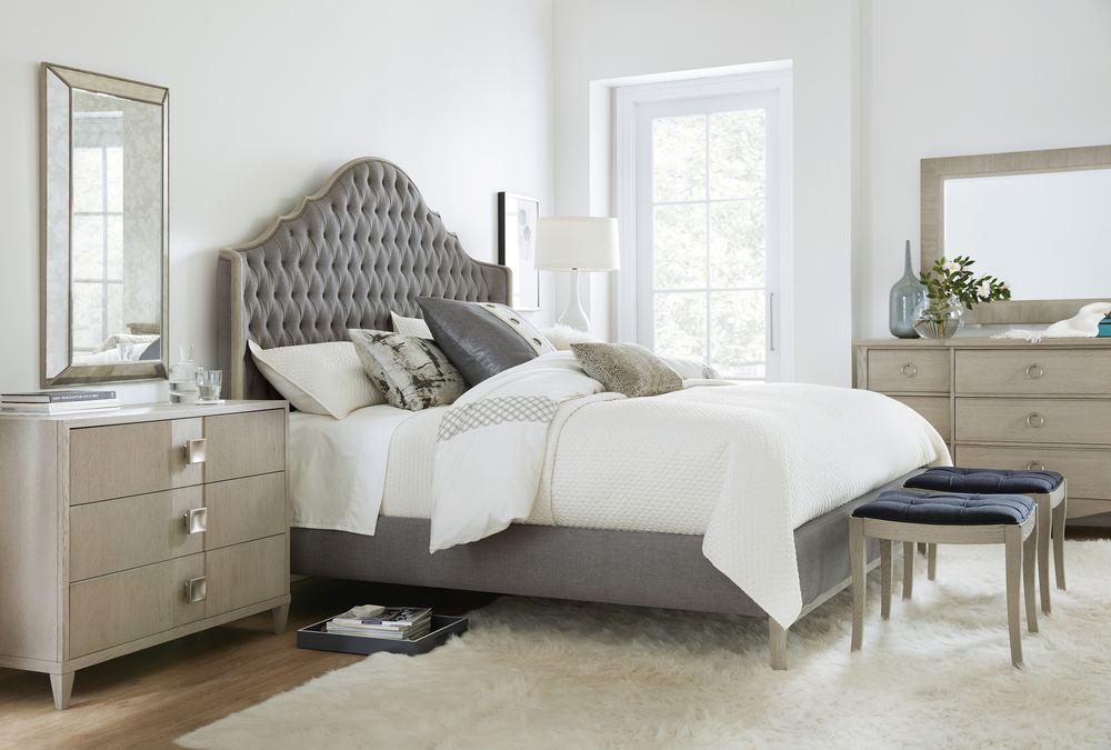 Hooker Furniture - Reverie Upholstered Bed
