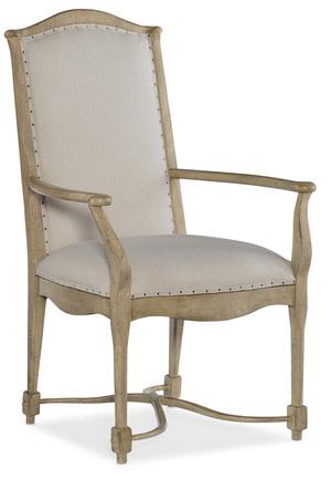 Thumbnail of Hooker Furniture - Upholstered Back Arm Chair