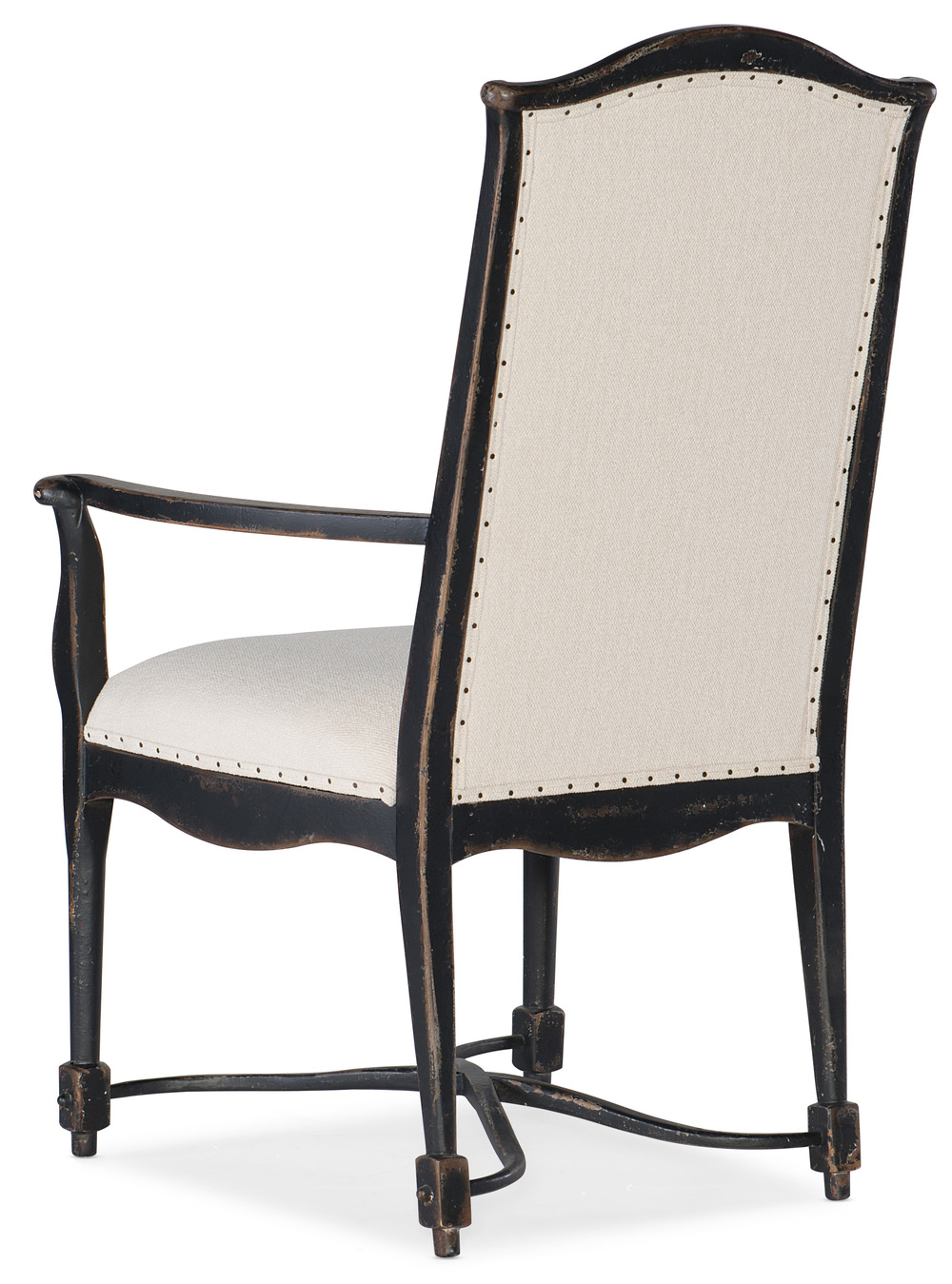 Hooker Furniture - Upholstered Back Arm Chair