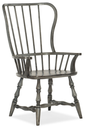 Thumbnail of HOOKER FURNITURE CO - Spindle Back Arm Chair