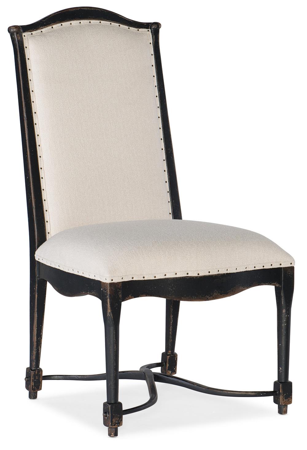 Hooker Furniture - Upholstered Back Side Chair