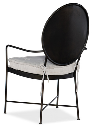 Thumbnail of Hooker Furniture - Metal Arm Chair