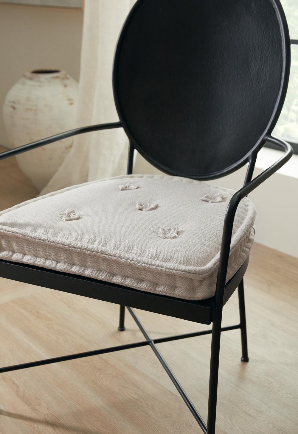 Hooker Furniture - Metal Arm Chair