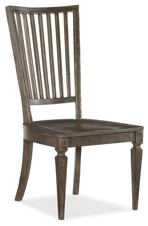 Thumbnail of HOOKER FURNITURE CO - Wood Back Side Chair
