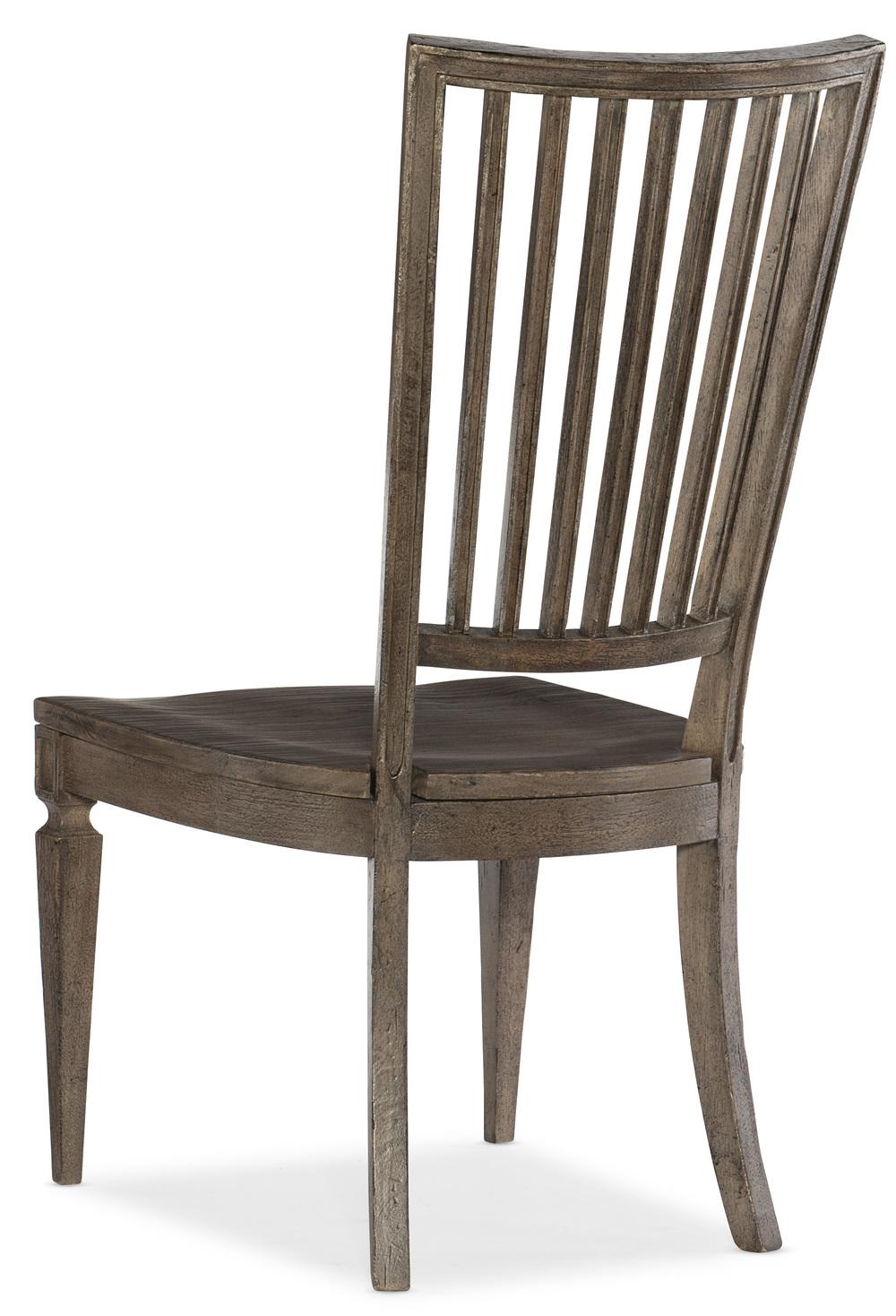 Hooker Furniture - Wood Back Side Chair