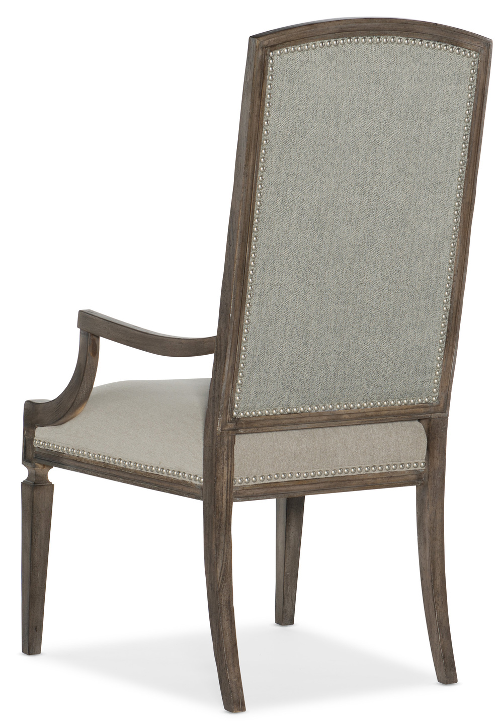 Hooker Furniture - Arched Upholstered Arm Chair
