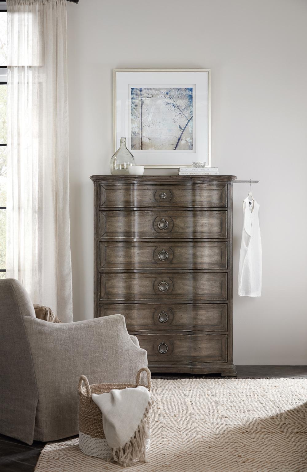 Hooker Furniture - Six Drawer Chest