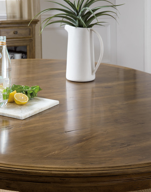 Thumbnail of Hooker Furniture - Round Dining Table with One Leaf