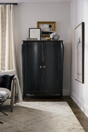 Thumbnail of Hooker Furniture - Armoire En Noir