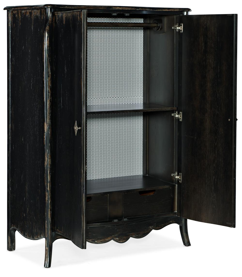 Hooker Furniture - Armoire En Noir