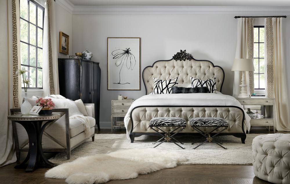 Hooker Furniture - Sanctuary Collette King Bed