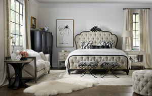Thumbnail of Hooker Furniture - Sanctuary Collette King Bed