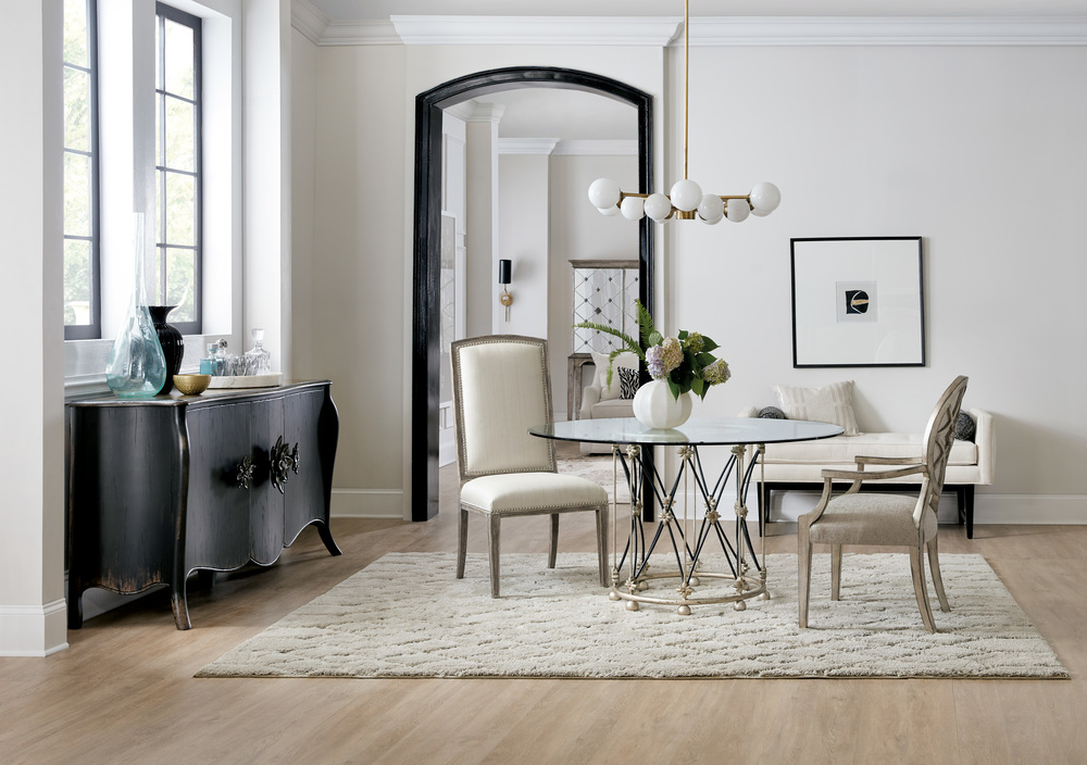 Hooker Furniture - Cambre Side Chair