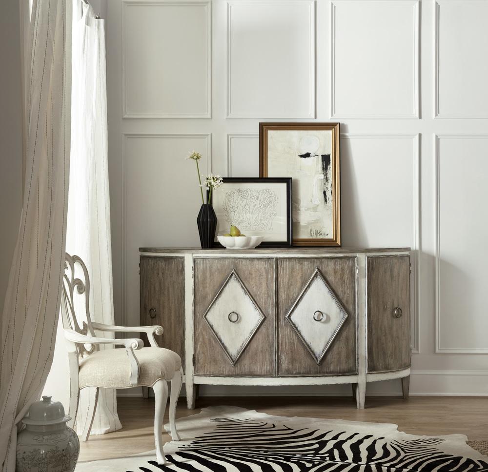 Hooker Furniture - Et Jolie Demilune Buffet