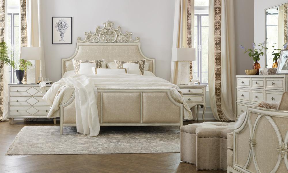 Hooker Furniture - Anastasie Upholstered Queen Bed