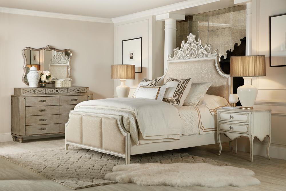 Hooker Furniture - Anastasie Upholstered King Bed