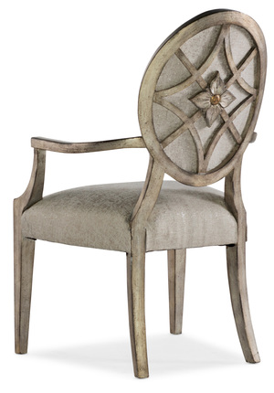 Thumbnail of Hooker Furniture - Romantique Oval Arm Chair