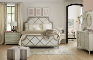 Thumbnail of Hooker Furniture - Diamont Queen Panel Bed