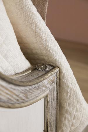 Thumbnail of Hooker Furniture - Diamont King Panel Bed