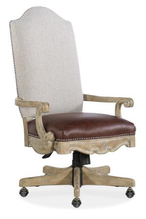 Thumbnail of Hooker Furniture - Tilt Swivel Chair
