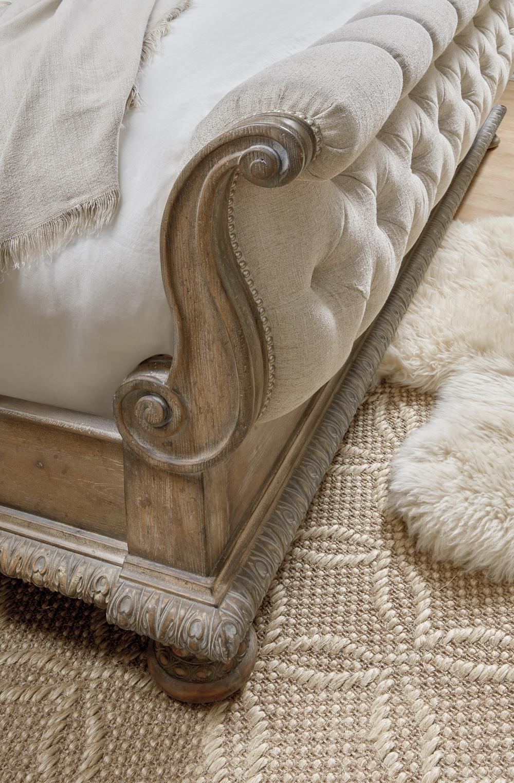 Hooker Furniture - California King Tufted Bed