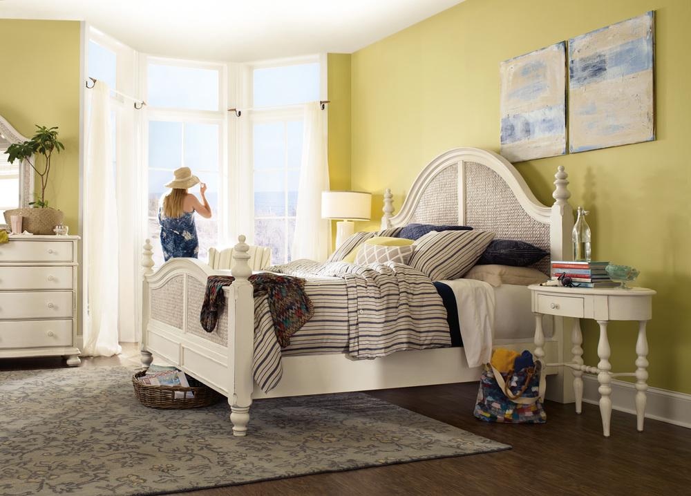 Hooker Furniture - King Woven Panel Bed