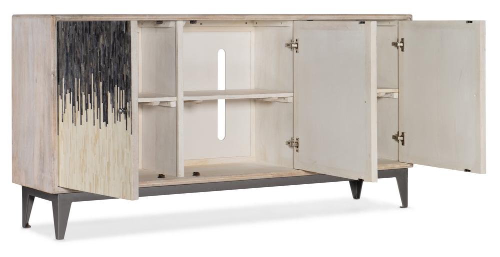 Hooker Furniture - Three Door Console