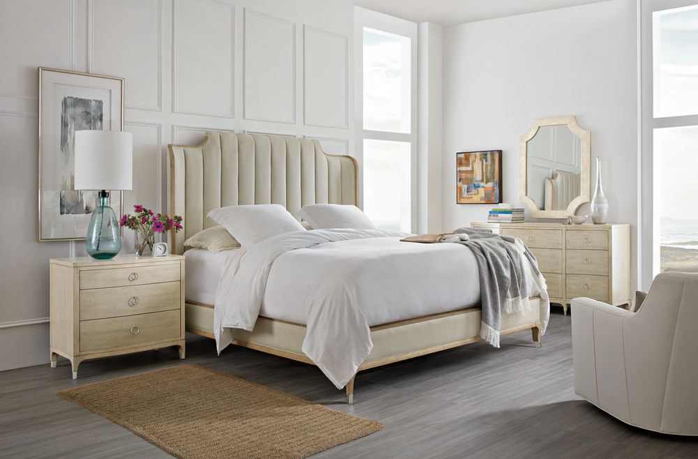 Hooker Furniture - Mirada Queen Upholstered Bed