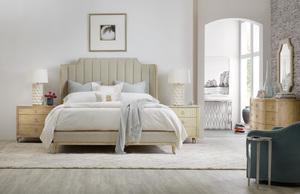 Thumbnail of Hooker Furniture - Mirada Cal King Upholstered Bed