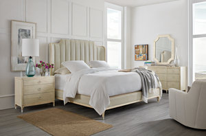 Thumbnail of Hooker Furniture - Mirada Queen Upholstered Bed