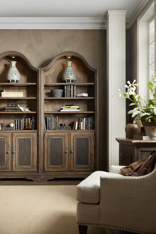 Hooker Furniture - Pleasanton Bunching Bookcase