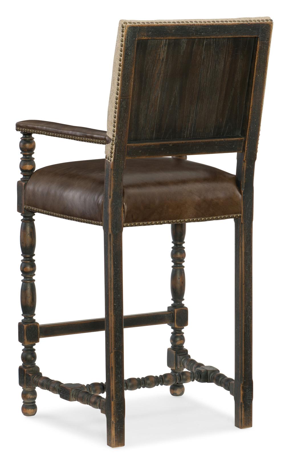 Hooker Furniture - Comfort Bar Stool