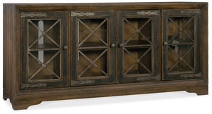 Thumbnail of HOOKER FURNITURE CO - Pipe Creek Bunching Media Console