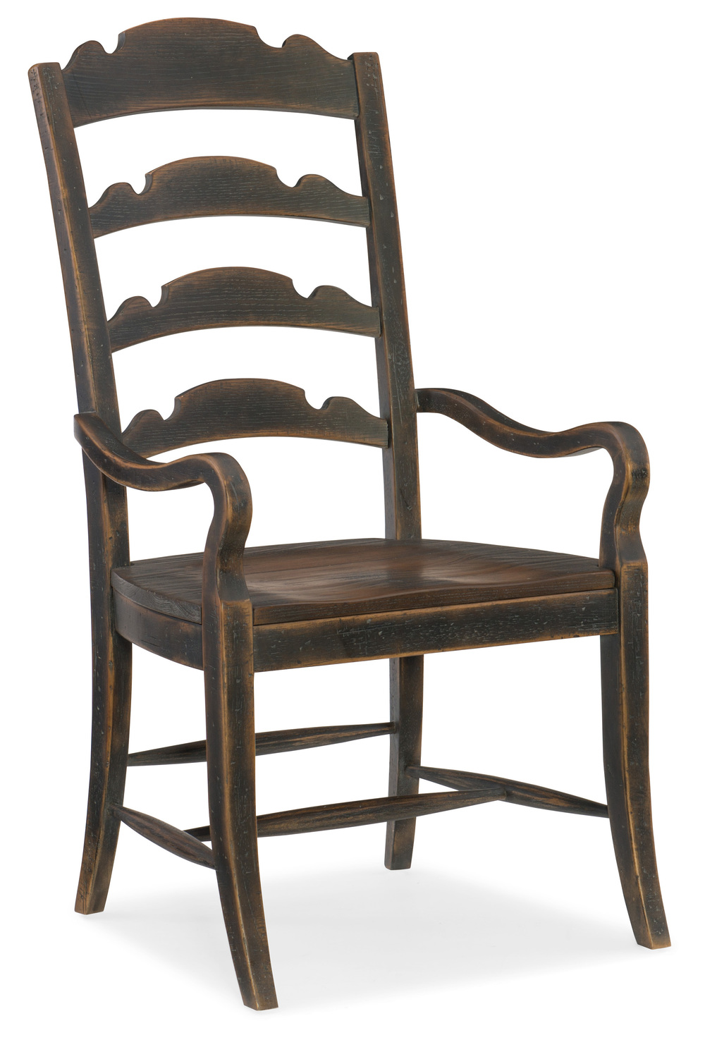 Hooker Furniture - Twin Sisters Ladderback Arm Chair