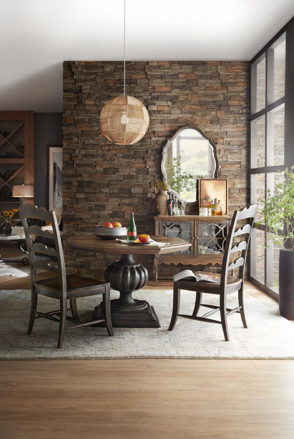 Hooker Furniture - Twin Sisters Ladderback Side Chair