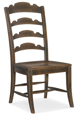 Thumbnail of Hooker Furniture - Twin Sisters Ladderback Side Chair
