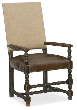 Thumbnail of Hooker Furniture - Comfort Upholstered Arm Chair