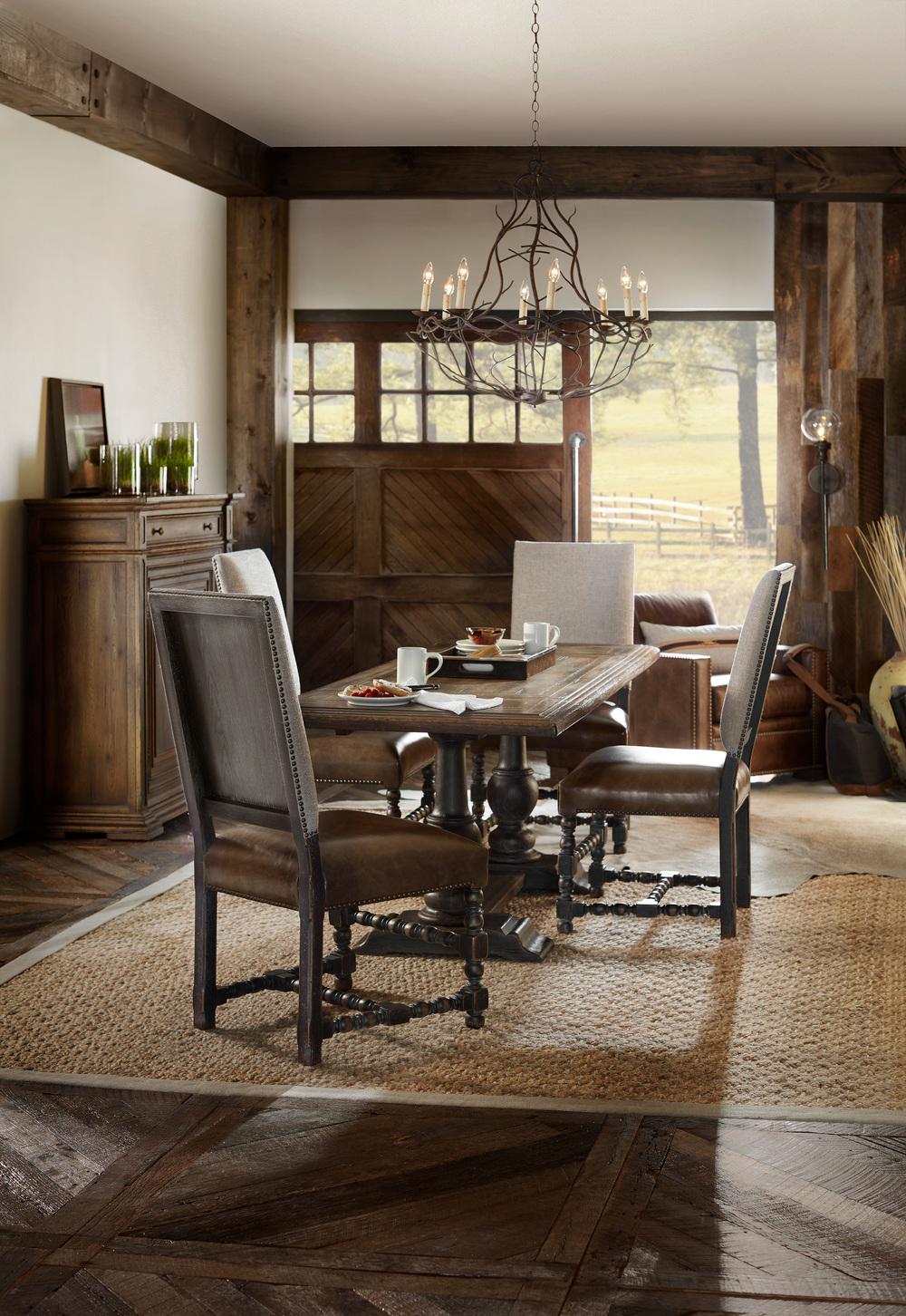 Hooker Furniture - Comfort Upholstered Side Chair