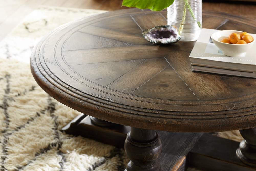 Hooker Furniture - Medina Round Cocktail Table