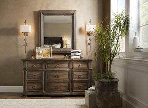 Thumbnail of Hooker Furniture - Williamson Nine Drawer Dresser