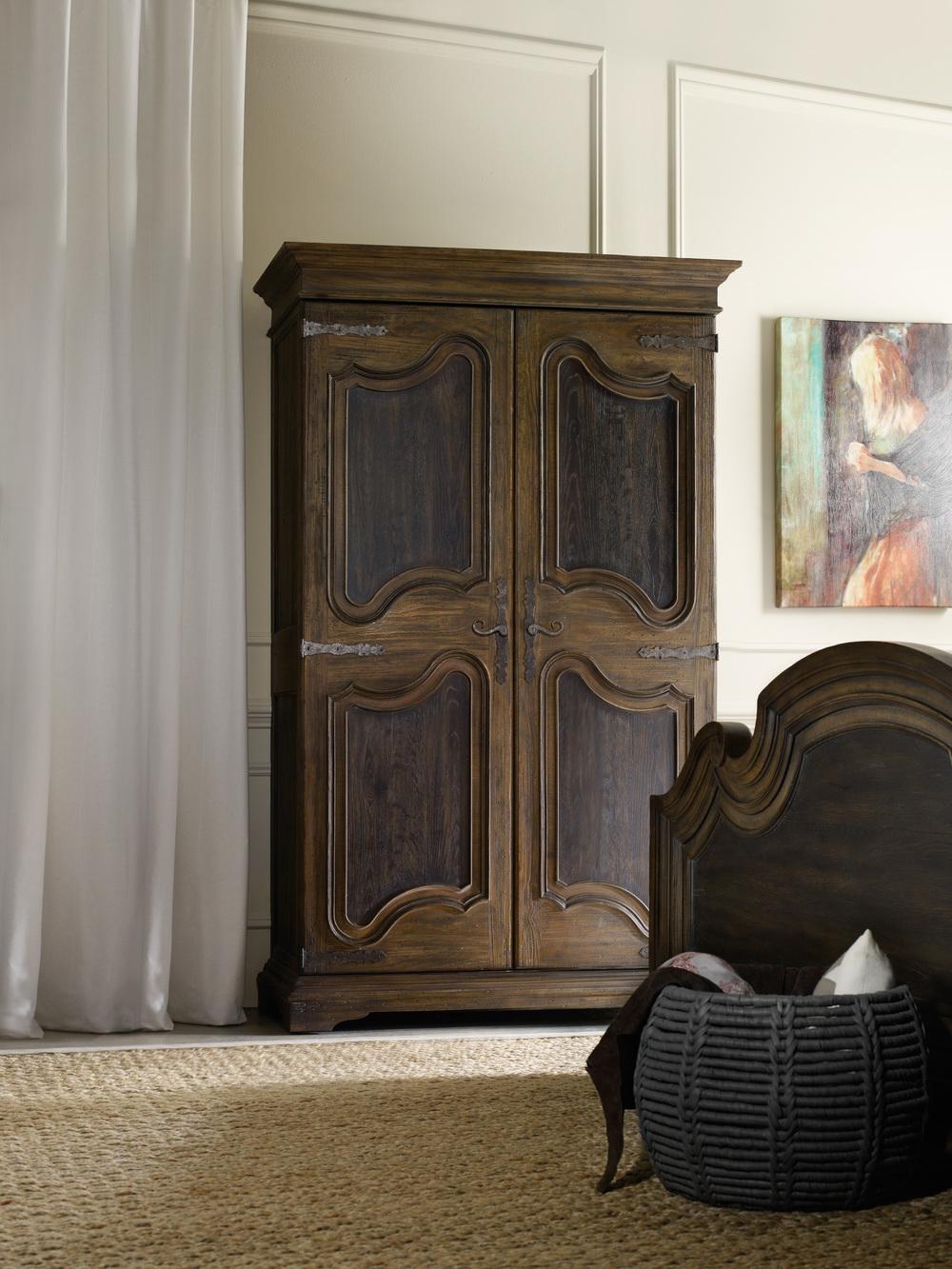 Hooker Furniture - Lakehills Wardrobe