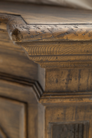 Thumbnail of Hooker Furniture - Woodcreek Queen Mansion Bed
