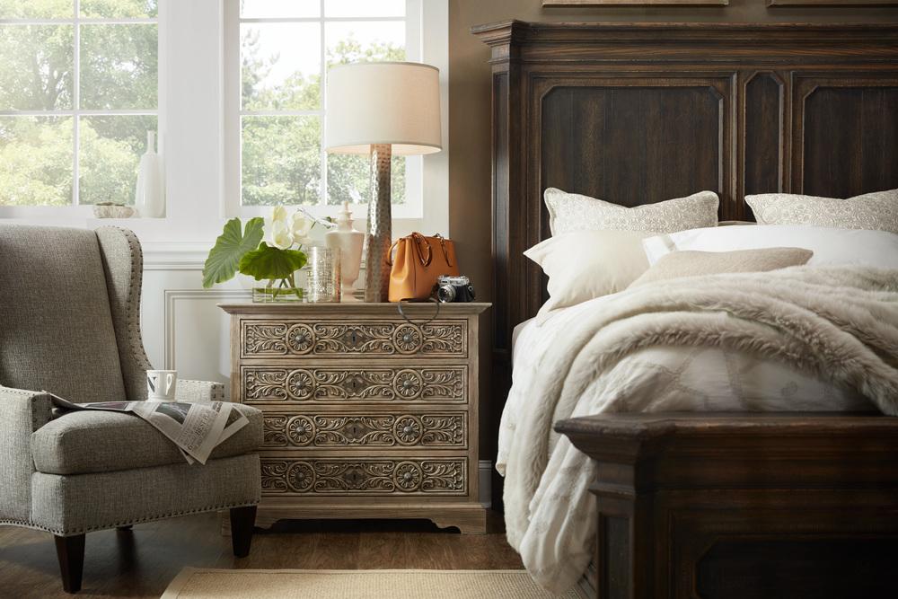 Hooker Furniture - Woodcreek Queen Mansion Bed