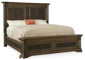 Thumbnail of Hooker Furniture - Woodcreek King Mansion Bed