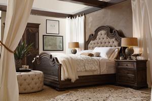 Thumbnail of Hooker Furniture - Fair Oaks King Upholstered Bed