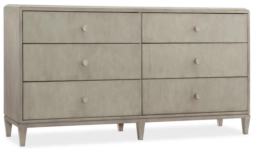 Hooker Furniture - Elixir Six Drawer Dresser